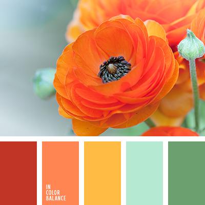 Цветовая палитра №2367