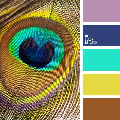 Цветовая палитра №2377