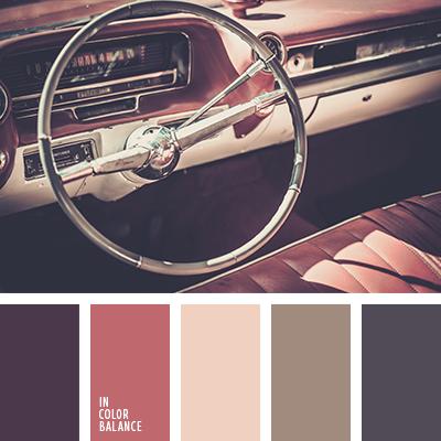 Цветовая палитра №2187