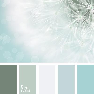 Цветовая палитра №2233