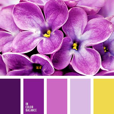 Цветовая палитра №2268