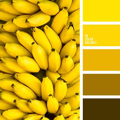 Тёмно-жёлтый цвет