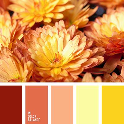 Цветовая палитра №2421