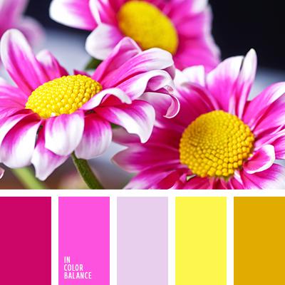 Цветовая палитра №2444