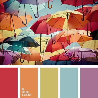 Цветовая палитра №2451
