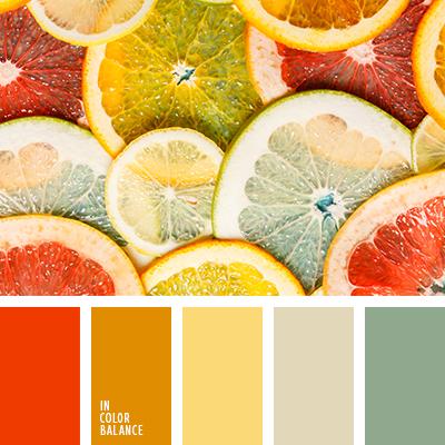 Цветовая палитра №2470