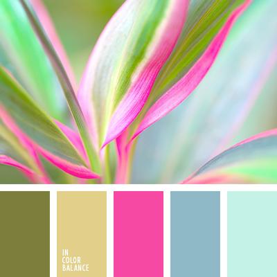 Цветовая палитра №2556
