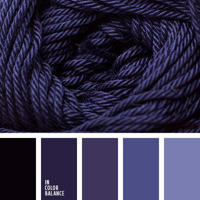 Цветовая палитра №2570