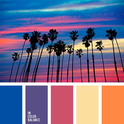 Цветовая палитра №2452