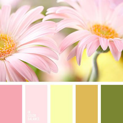 Цветовая палитра №2576