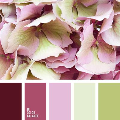 Цветовая палитра №2603