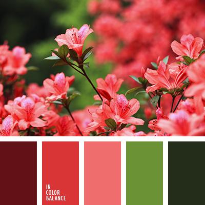 Цветовая палитра №2632