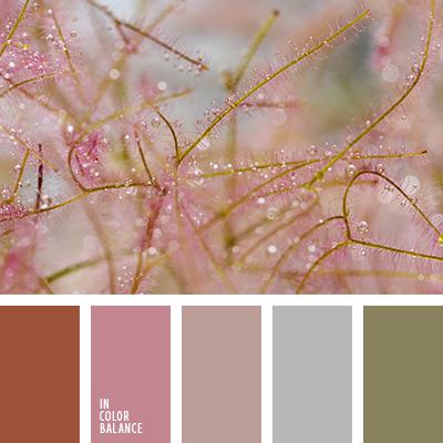 Цветовая палитра №2633
