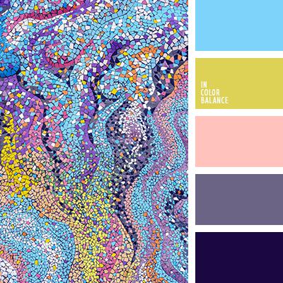 Цветовая палитра №2657