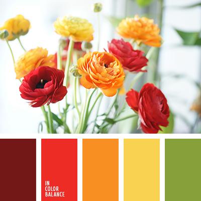 Цветовая палитра №2672