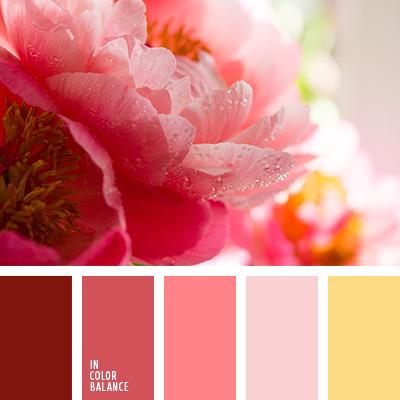 Цветовая палитра №2676