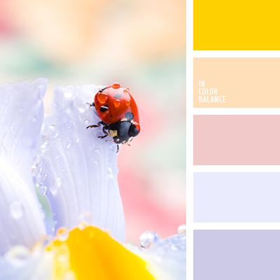 Цветовая палитра №2687