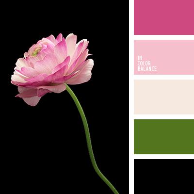 Цветовая палитра №2692