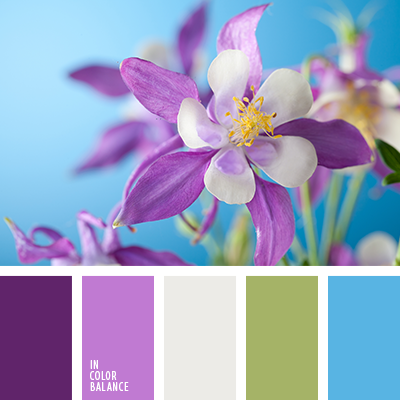 Цветовая палитра №2694