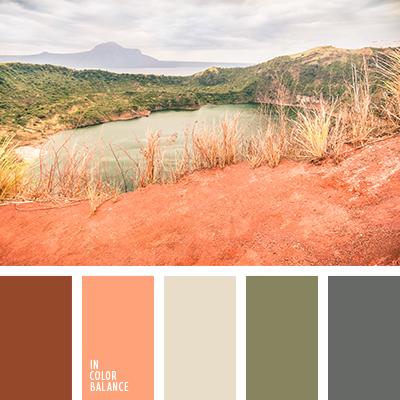 Цветовая палитра №2701