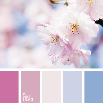 Цветовая палитра №2702