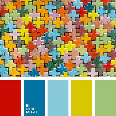Цветовая палитра №2705