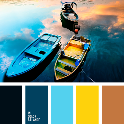 Цветовая палитра №2706