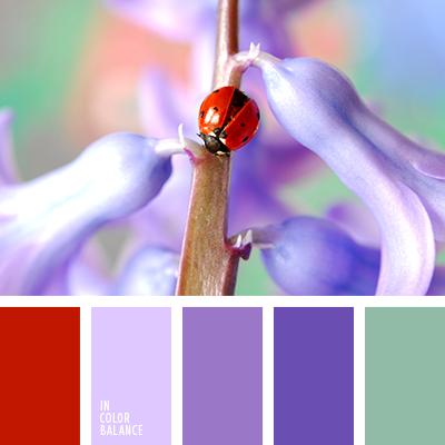 Цветовая палитра №2717