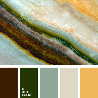 Цветовая палитра №2730