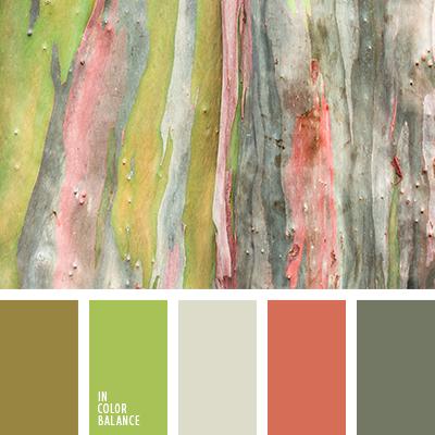 Цветовая палитра №2732