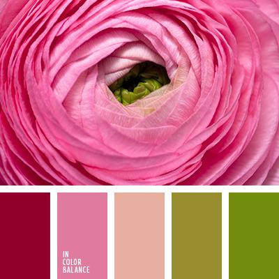 Цветовая палитра №2736