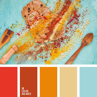 Цветовая палитра №2750