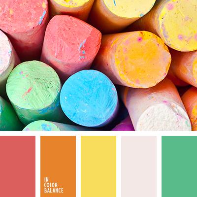 Цветовая палитра №2804