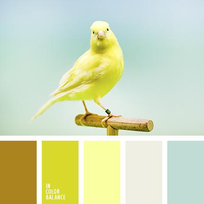 Цветовая палитра №2809