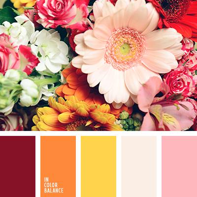 Цветовая палитра №2834