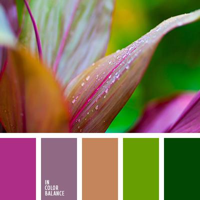 Цветовая палитра №2841