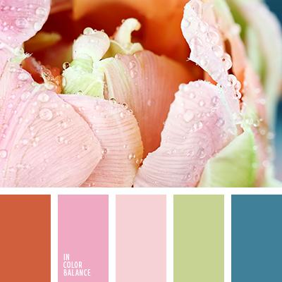 Цветовая палитра №2843