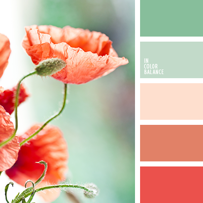 Цветовая палитра №2846