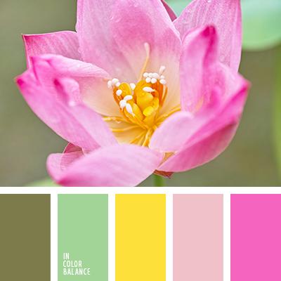 Цветовая палитра №2857