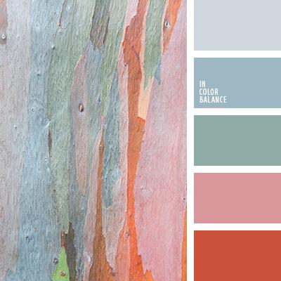 Цветовая палитра №2863