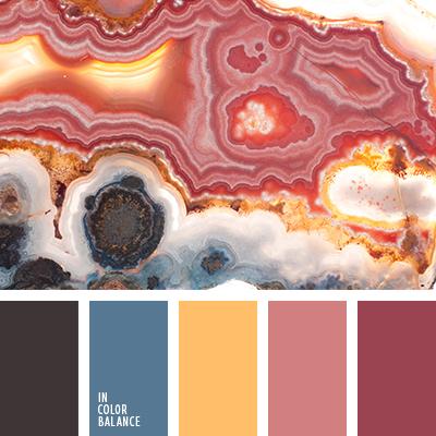 Цветовая палитра №2879