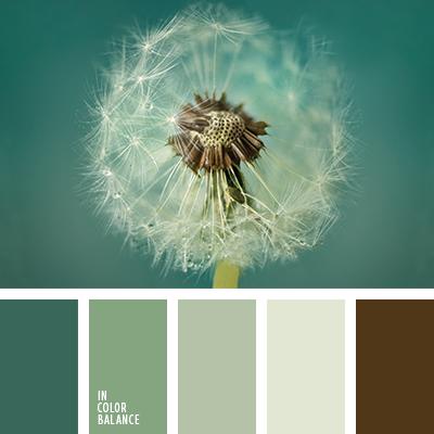 Цветовая палитра №2895