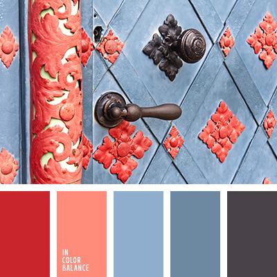 Цветовая палитра №2896