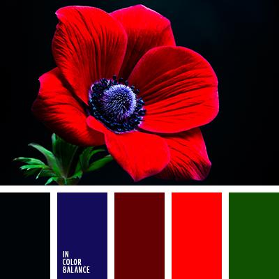 Цветовая палитра №2911
