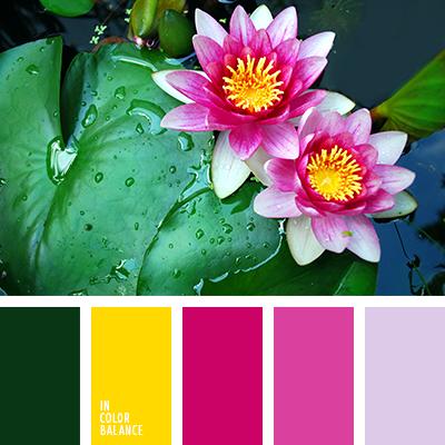 Цветовая палитра №2922