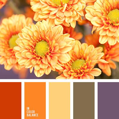 Цветовая палитра №2935