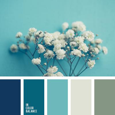 Цветовая палитра №2936