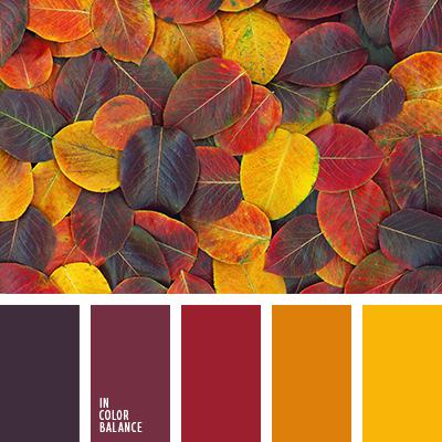 Цветовая палитра №2946