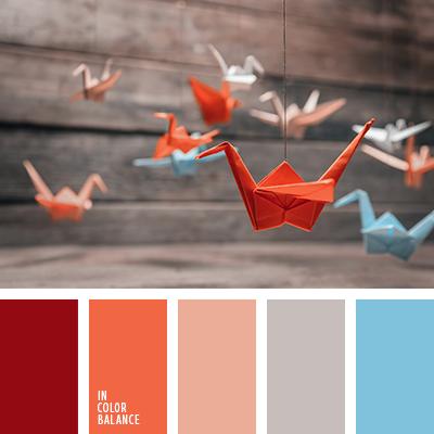 Цветовая палитра №2967