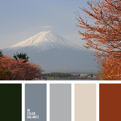 Цветовая палитра №3005